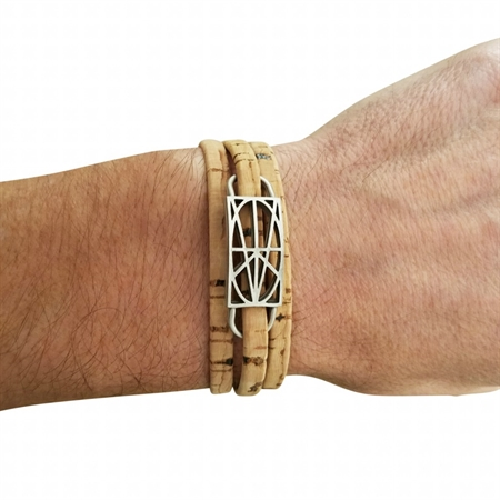 Picture of Men's Cork Bracelet